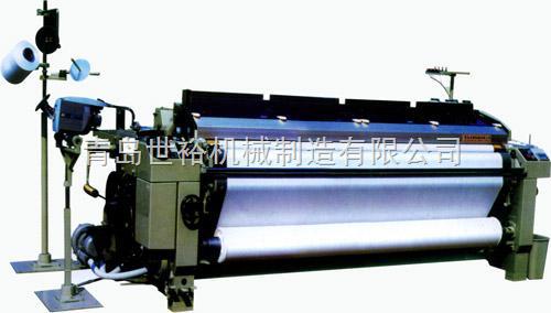 双喷单泵电子自由选纬平织机